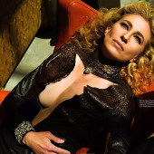 Claudia Black playboy