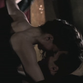 Claudia Black sex scene