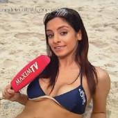 Collien Ulmen Fernandes bikini