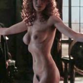 Connie Nielsen nude scene