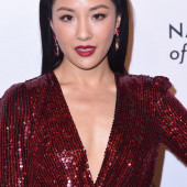 Wu naked constance Constance Wu