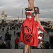Cora Schumacher feet