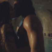 Cote De Pablo sex scene