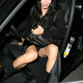 Courteney Cox upskirt