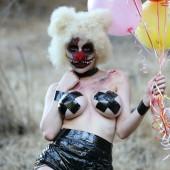 Courtney Stodden topless