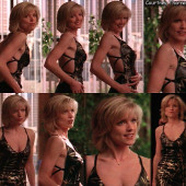 Courtney Thorne-Smith sex scene