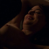 Dakota Johnson topless