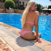 Daniela Katzenberger bikini