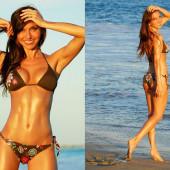 Daniela Lazar bikini