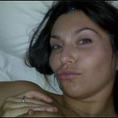 Daniela Lazar topless