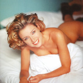 Dannii Minogue playboy nudes