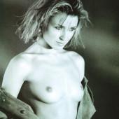Dannii Minogue topless