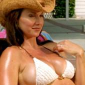 Topless dunning As actress