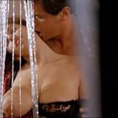 Debora Caprioglio nude scene
