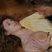 Debora Caprioglio sex scene