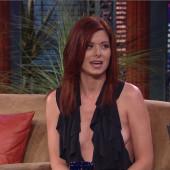 Debra Messing cleavage