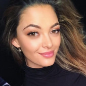 Demi-Leigh nackt Nel-Peters Who Is