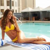 Demi-Leigh Nel-Peters bikini