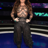 Demi Lovato see through