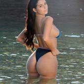 Demi Rose ass