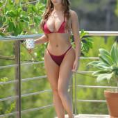 Demi Rose bikini