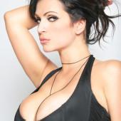 Denise Milani naked