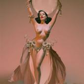 Dita Von Teese nackt