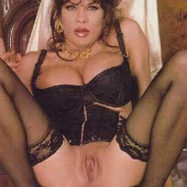 Busty british nude women