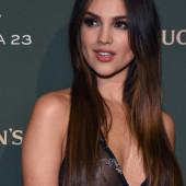 Eiza Gonzalez braless