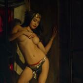 Eiza Gonzalez topless