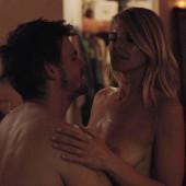 Eliza Coupe nude scene