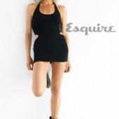 Eliza Coupe sexy