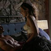 Elizabeth Gillies sex scene
