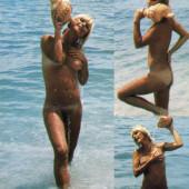 Elke Sommer nackt im playboy