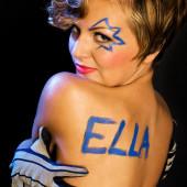 Ella Endlich nackt