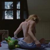 Ellen Barkin nude scene