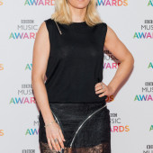 Ellie Goulding see through