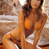 Elsa Benitez bikini