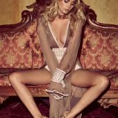 Elsa Hosk cleavage