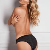 Elsa Hosk topless