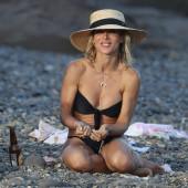 Elsa Pataky cleavage