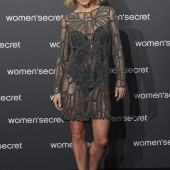 Elsa Pataky see through