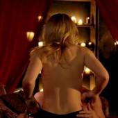 Emily Bett Rickards sex scene