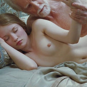 Emily Browning nude scene