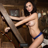 Emma Glover topless