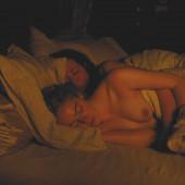 Emma Stone topless scene