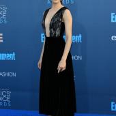 Emmy Rossum cleavage