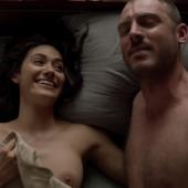 Emmy Rossum topless scene