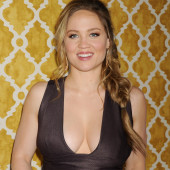 Erika Christensen braless