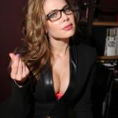 Erika Jordan cleavage